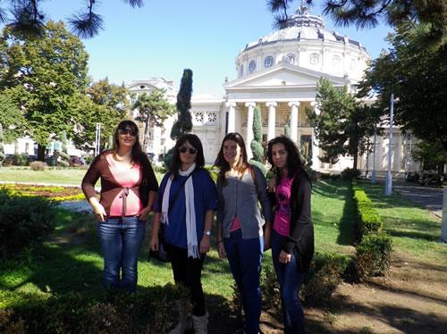 Visita a Erbiceni