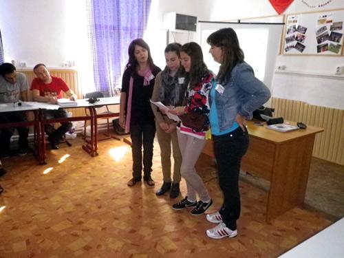 Visita a Erbiceni - dias 24 e 25