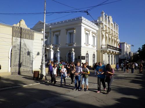 Visita a Erbiceni - dias 26 e 27