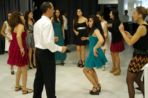 Baile de finalistas