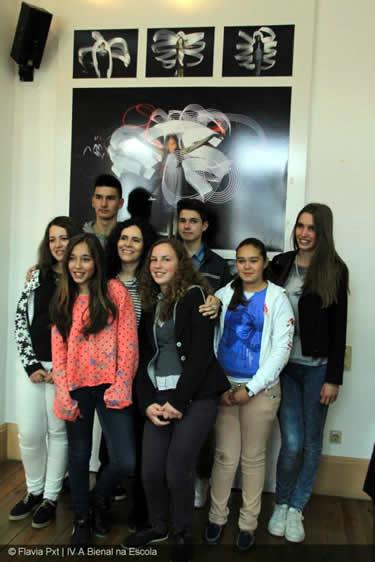 A Bienal na Escola 2013/2014