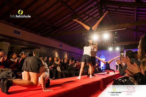 Grupo de Ginástica Artística atua na IV Edição do Concurso de Acessórios