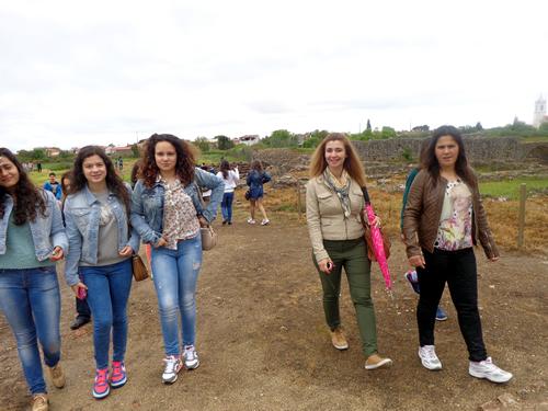 Visita Estudo Conímbriga e Grutas de Mira de Aire
